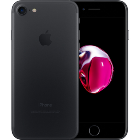 iphone 7 32 negro reacondicionado espaciomovil asturias - iPhone 7 32Gb (Reacondicionado)