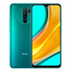 Redmi 9 verde 300x300 - XIAOMI REDMI 9 64 GB + 4 GB