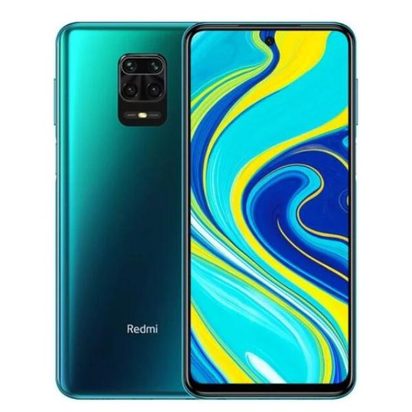 Redmi Note 9 S 2AZUL 1 600x600 - XIAOMI REDMI NOTE 9 PRO 128 GB + 6 GB