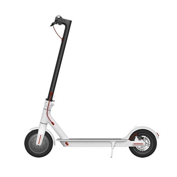 xiaomi mijia scooter blanco 600x600 - Mi Electric Scooter Essential Negro – Patín eléctrico