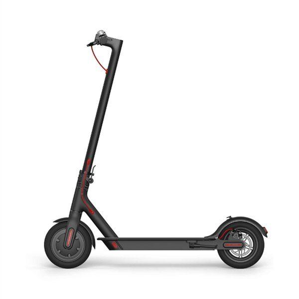 xiaomi mijia scooter m365 patin electrico negro 600x600 - Mi Electric Scooter Essential Negro – Patín eléctrico