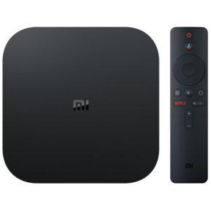 xiaomi mi box s 01 v3 l 300x300 - Xiaomi MI TV BOX S - Reproductor streaming en 4K Ultra HD, Bluetooth, Wi-Fi, Asistente de Google con Chromecast