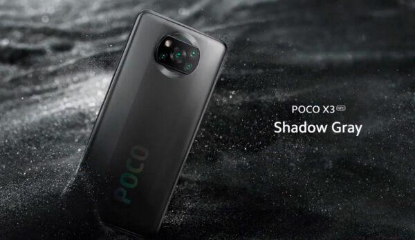 Poco X3 NFC 3 600x348 - Pocophone X3 NFC 6GB+128GB