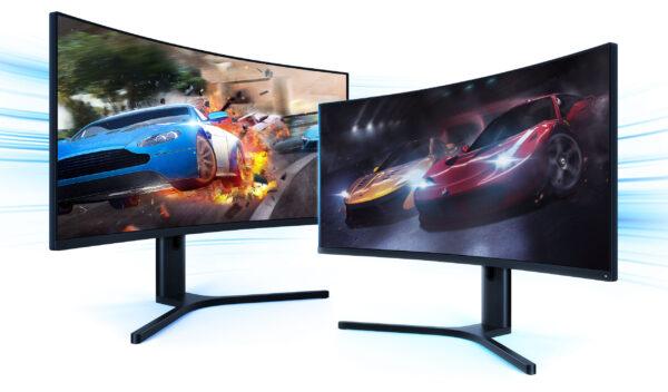 "monitor34 04 600x352 - Mi Curved Gaming Monitor 34"""